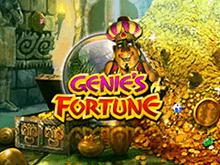 Играйте в Genie's Fortune в клубе Вулкан Чемпион