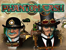 Регистрация в казино Phantom Cash