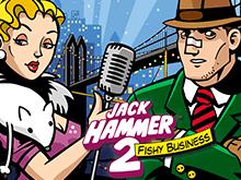Jack Hammer 2 – обновленная версия платного слот-автомата
