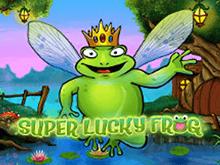 Супер Лягушка – играть на деньги с выводом на карту