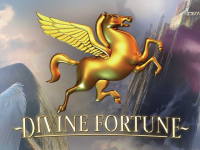 Игровой слот Divine Fortune